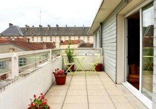 Photo 3 - Apartment in Nancy with terrace