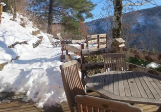 Photo 3 - Chalet in Larcat with terrace