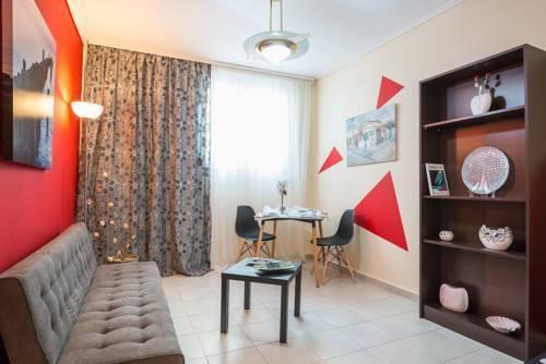 Foto 26 - Comfortable Thisseio Apartment