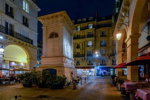 Photo 24 - Tour Eiffel - Luxury Studio Flat