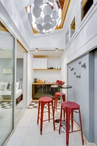 Photo 11 - Tour Eiffel - Luxury Studio Flat