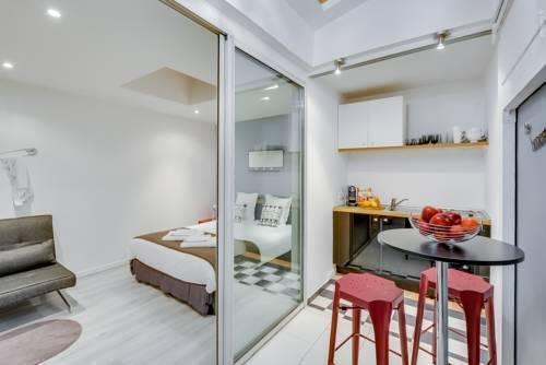 Photo 16 - Tour Eiffel - Luxury Studio Flat