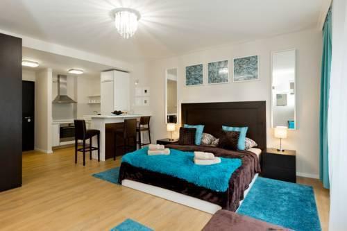 Foto 10 - Budapest Holidays Apartments & Spa