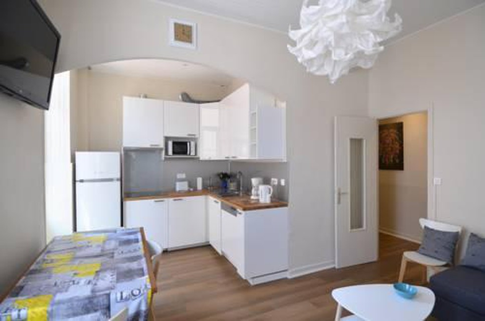 Photo 28 - Superbe appartement 5 personnes plein cur centre-ville quartier du Port de Nice