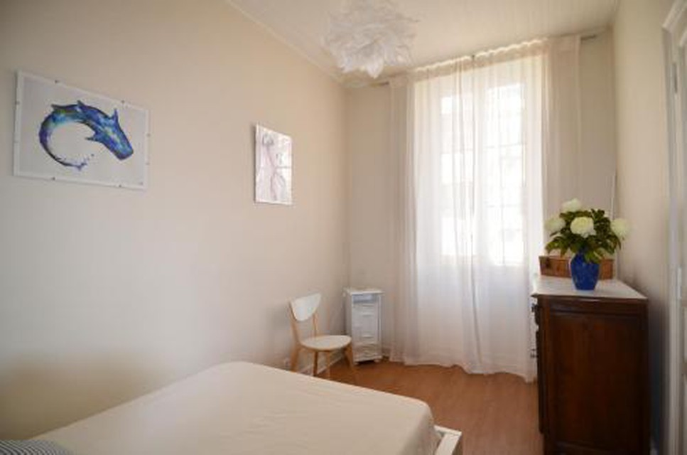 Photo 4 - Superbe appartement 5 personnes plein cur centre-ville quartier du Port de Nice