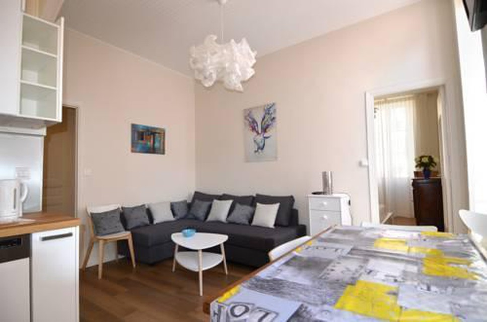 Photo 12 - Superbe appartement 5 personnes plein cur centre-ville quartier du Port de Nice