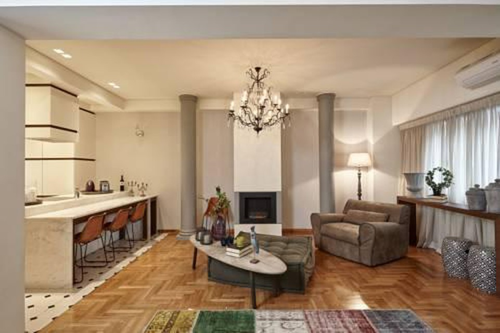 Foto 5 - The Kolonaki Square Apartment