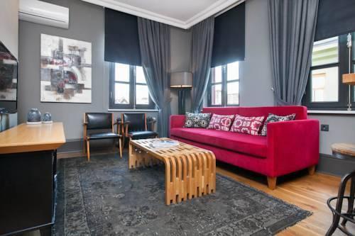 Foto 19 - IST FLATS Serviced Apartments - Galata