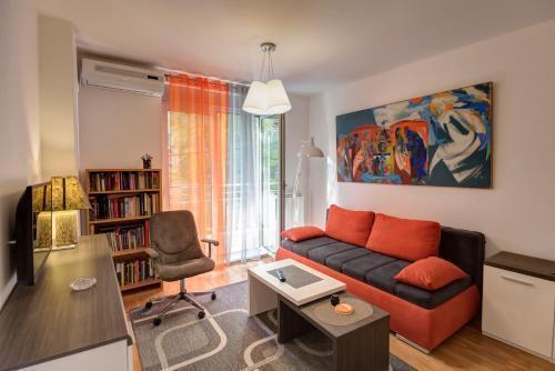 Foto 26 - Sekula's City Center Apartment