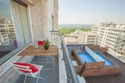 Foto 12 - Home Club Torre de Madrid Apartments