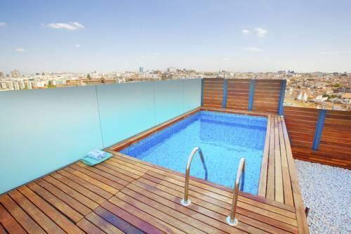 Foto 26 - Home Club Torre de Madrid Apartments