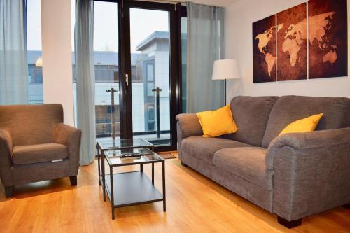 Photo 5 - 3 Bedroom Apartment in Dublin Docklands
