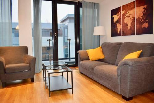 Photo 1 - 3 Bedroom Apartment in Dublin Docklands