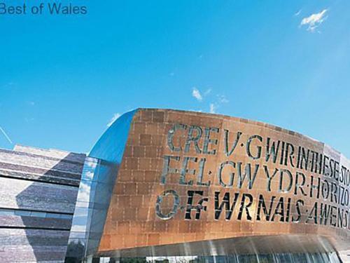 Photo 2 - Holiday Home Cwm Tawel