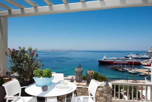 Photo 11 - Pasithea Villas Mykonos