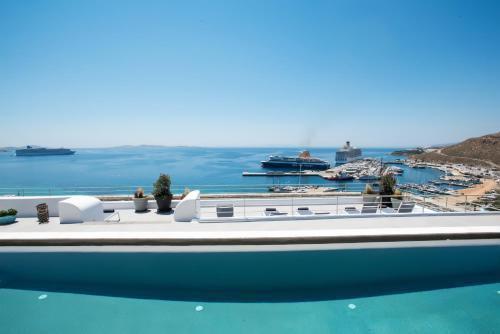 Photo 1 - Pasithea Villas Mykonos