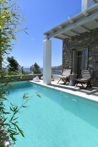 Photo 35 - Pasithea Villas Mykonos
