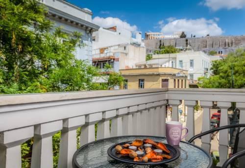 Foto 27 - Kostas Apartment By The Acropolis 2