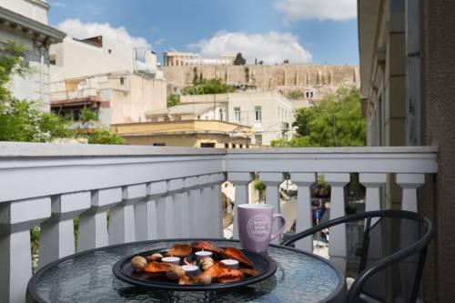 Foto 22 - Kostas Apartment By The Acropolis 2