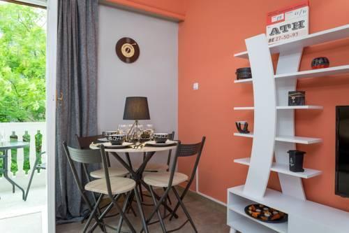 Foto 20 - Kostas Apartment By The Acropolis 2