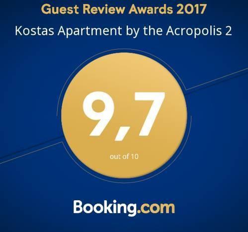 Foto 1 - Kostas Apartment By The Acropolis 2