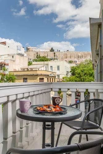 Foto 17 - Kostas Apartment By The Acropolis 2