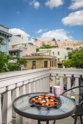 Foto 35 - Kostas Apartment By The Acropolis 2