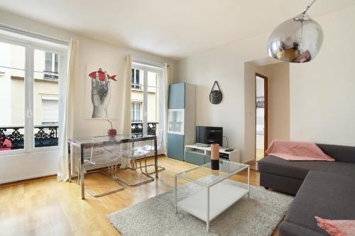 Photo 1 - Sublime appartement entre Invalides & Tour Eiffel( Amelie)