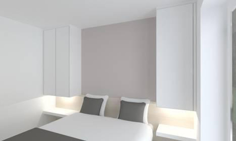 Foto 6 - Belcasa Family Suites & Lofts