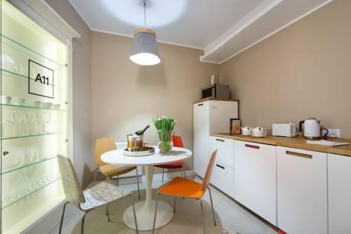 Foto 15 - A11 Apartments & SPA Dermique