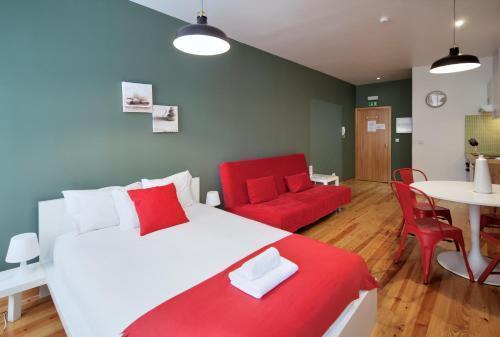 Foto 21 - Aparthotel Oporto Entreparedes - free breakfast & parking