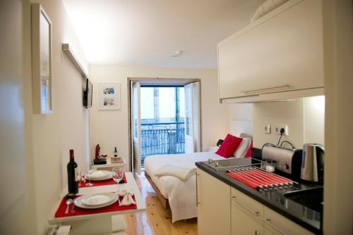 Foto 1 - Apartamentos By Clerigos - Studios