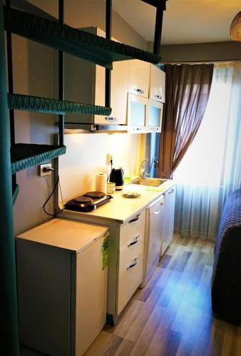 Foto 10 - Istanbul Hub Flats