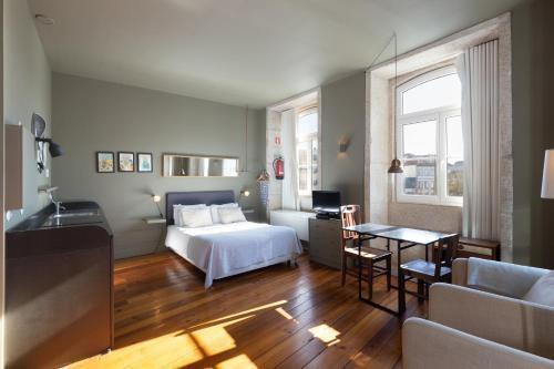 Photo 16 - Oporto City Flats - Carlos Alberto Apartments