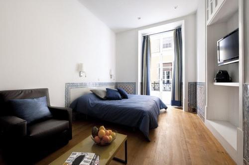 Foto 6 - Living Lisboa Baixa Apartments