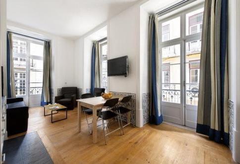 Foto 3 - Living Lisboa Baixa Apartments