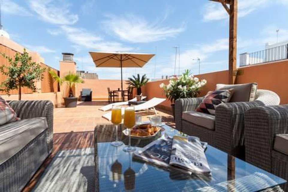 Photo 35 - Luxury Rooftop - Space Maison Apartments