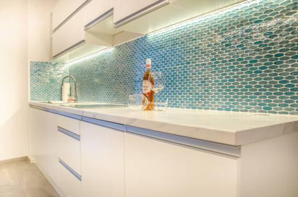 Foto 4 - Blue Luxury Apartment