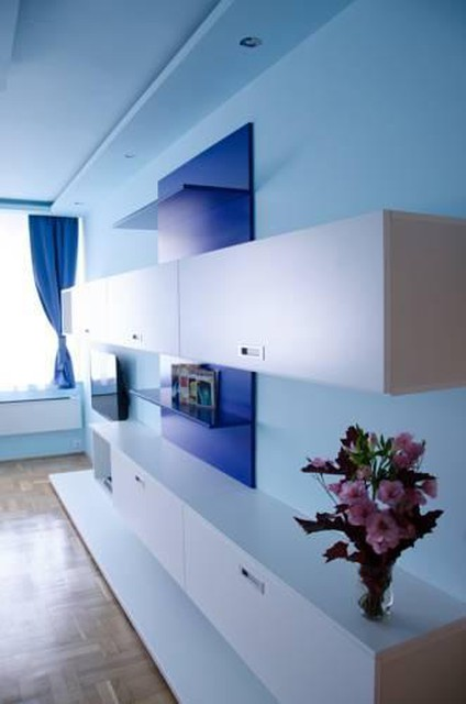 Foto 3 - Blue Luxury Apartment