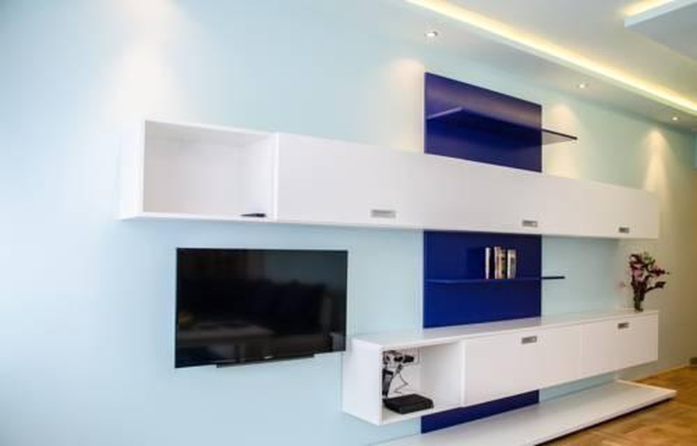 Foto 7 - Blue Luxury Apartment