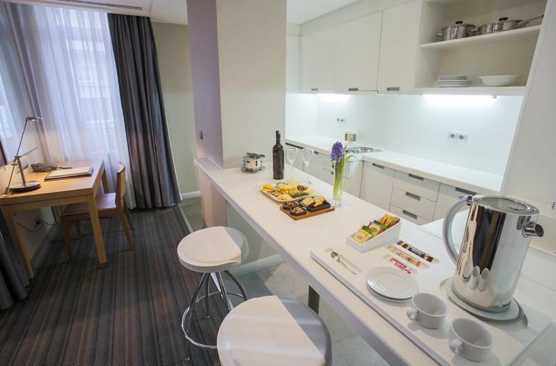 Foto 29 - Housez Suites & Apartments Special Class