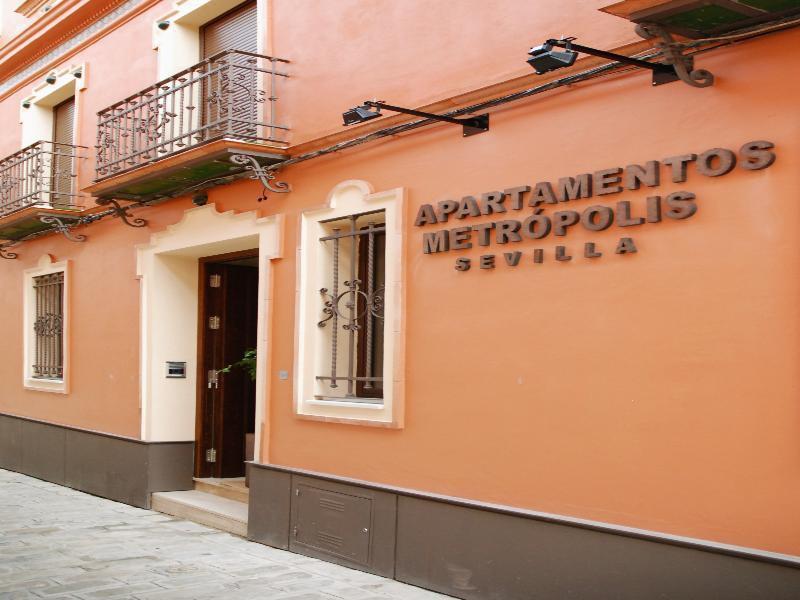 Foto 33 - Apartamentos Metropolis Sevilla