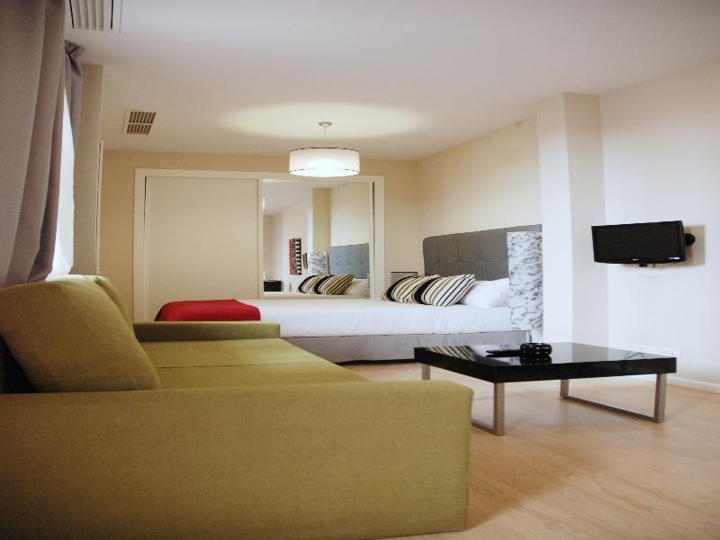 Foto 26 - Apartamentos Metropolis Sevilla