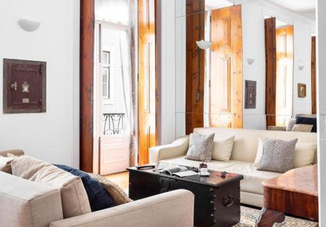 Photo 1 - Bright & beautiful 1bed in downtown Lisbon