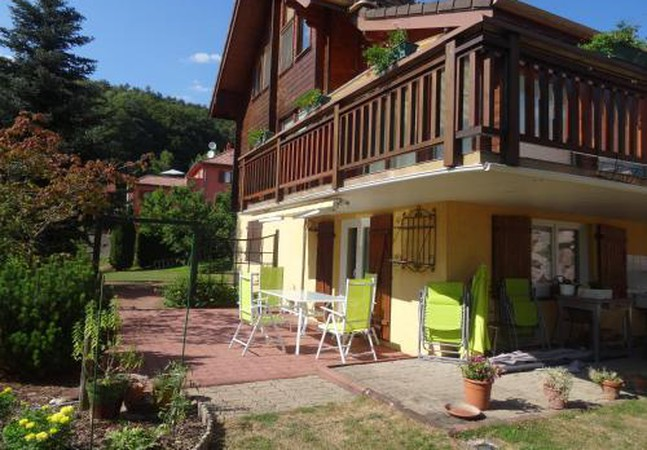 Photo 1 - Chalet in Reipertswiller with terrace