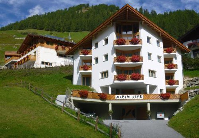 Photo 1 - Appartements Alpin Live