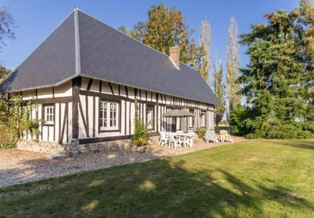 Photo 1 - Holiday Home Le Chatellier Saint Pierre - NOY500
