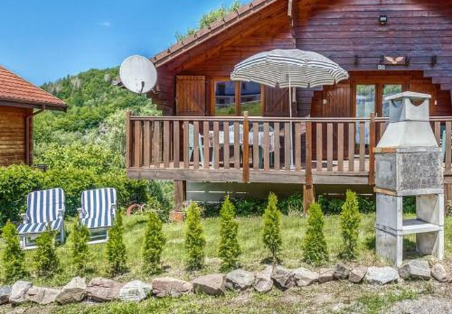 Photo 1 - Chalet in Saint-Maurice-sur-Moselle