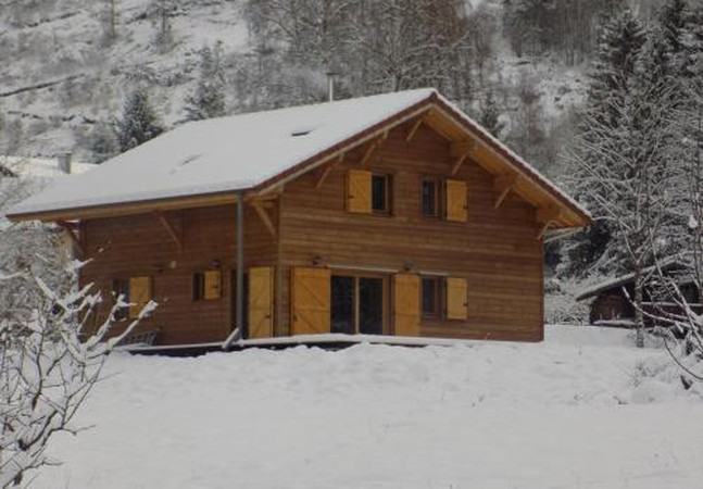 Photo 1 - Chalet in Saint-Maurice-sur-Moselle with terrace