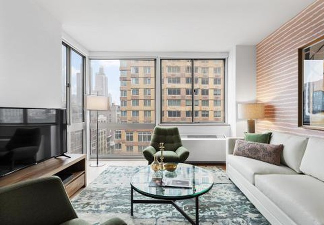 Photo 1 - Furnished Quarters at 777 Sixth Avenue